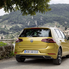 Volkswagen Golf GP 1.5 TSI Highline