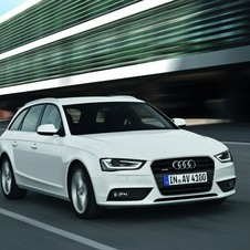Audi A4 Avant 2.0 TFSI Ambition quattro flexible fuel