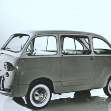 Fiat 600 Multipla 6 seater