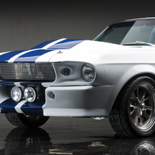 Ford  Shelby Mustang GT500E