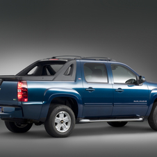 Chevrolet Avalanche LT 4WD