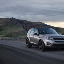 At launch the new Discovery Sport will be available with a range of four-cylinder turbodiesel engines