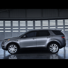 The Discovery Sport will arrive on the market in early 2015