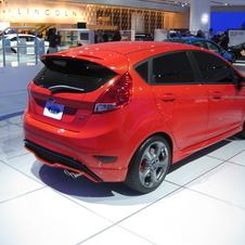 Ford Fiesta ST 1.6 EcoBoost