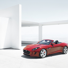Jaguar just started shipping the first cars out a few weeks ago