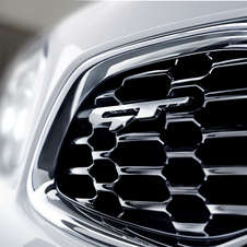 The models are offset by the GT moniker on the front honeycomb grill