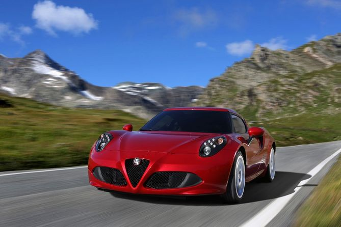 Marchionne wants to revitalize the Alfa Romeo brand