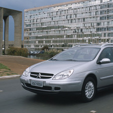 Citroën C5 Break 1.8 16V