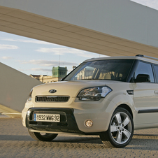 Kia Soul 1.6 Attract