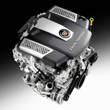 The engine will be in the Vsport trims of the CTS and XTS