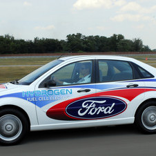 Ford has already completed a FCEV Focus