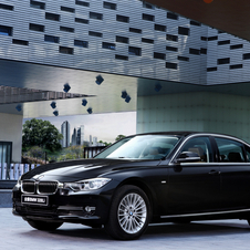BMW builds the 3 Series Long Wheelbase and X1 in China now
