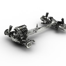 In New York Mazda will also reveal the newly developed SKYACTIV chassis that will be used in the next generation MX-5