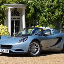 Limited to a 50 unit production series the Elise 250 Special Edition is based on the Elise 250 Cup