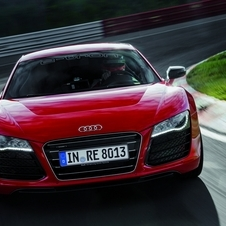 The R8 E-tron was slated to be released but has been continually delayed