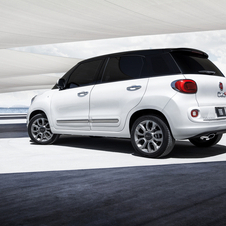 Fiat 500L 1.4 MultiAir Turbo Lounge