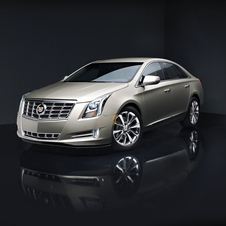 Cadillac XTS 3.6 V-6 Twin-Turbo VVT Platinum Collection