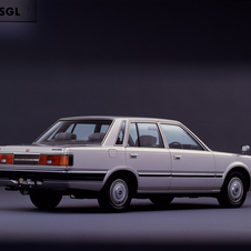 Nissan Gloria Sedan V20 Turbo SGL