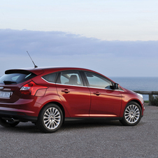 Ford Focus 1.6TDCi 1st Edition