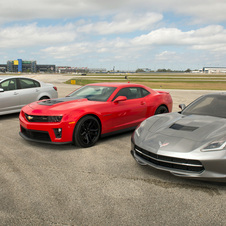 Chevrolet will add the new Corvette and SS this fall