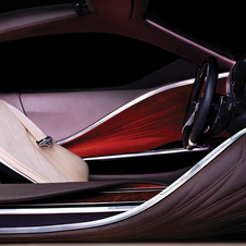 Lexus Bringing Concept to NAIAS Showing Future of Design