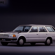 Nissan Gloria Wagon V20E DX