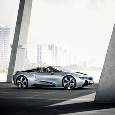 The problems seem to have been finally been overcome and BMW will launch the new i8 Spyder over the next 12 months