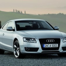 Audi A5 2.0 TDI Start/Stop Black Edition