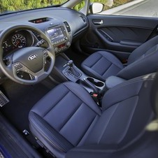 The interior gets a major upgrade with optional leather and optional LCD screens for infotainment and gauges