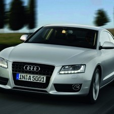 Audi A5 2.0 TDI Start/Stop quattro Black Edition