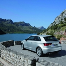 Audi A3 2.0 TDI Attraction S tronic