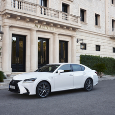 Lexus GS 450h Executive+