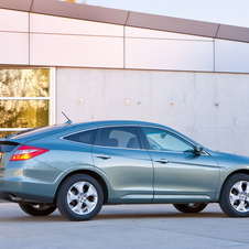 Honda Bringing Next Generation Crosstour Concept to New York