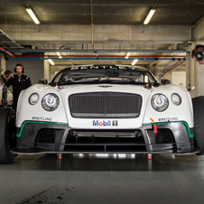The Continental GT3 will go racing in the 12 Hours of Dubai