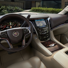 The interior gets the largest number of upgrades with new infotainment and better quality