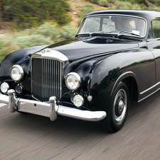 Bentley R-Type Continental Fastback Sports Saloon by Franay