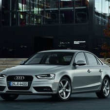Audi A4 2.0 TDI Attraction multitronic