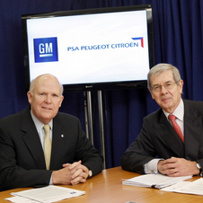 GM bought a 7% stake in PSA in February 2012