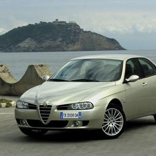Alfa Romeo 156 1.9 JTD 16V Exclusive