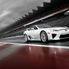 Lexus Plans Faster LFA Tokyo and New Supra