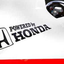 Honda will have the engine started this fall