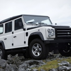 Land Rover 90 Defender Station Wagon E