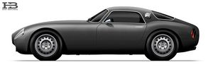 Huet Brothers HB Coupe