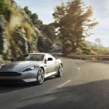 The new DB9 gets a significant power upgrade