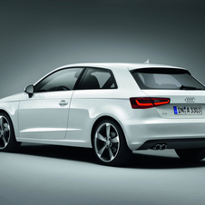 Audi A3 1.2 TFSI Attraction