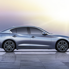 Infiniti is trying hard to build popularity in Europe and Asia