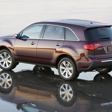 Acura MDX w/ Technology Package