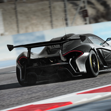 The last one to receive P1 GTR's visit was the Bahrain International Circuit