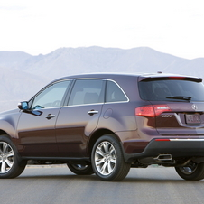 Acura MDX w/ Advance Package