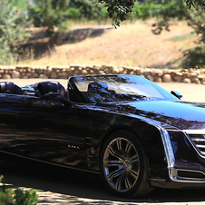 Cadillac enveils a stunner at Pebble Beach